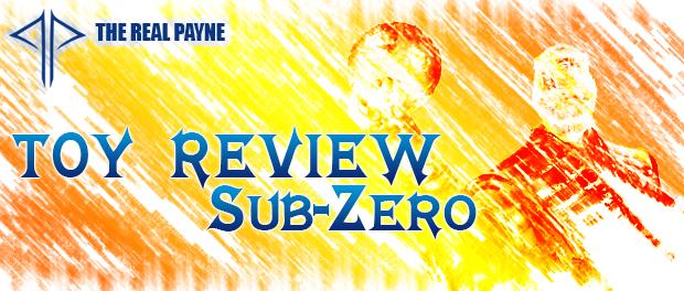 Mezco – MKX Ice Clone Sub-Zero SDCC ExclusiveReview
