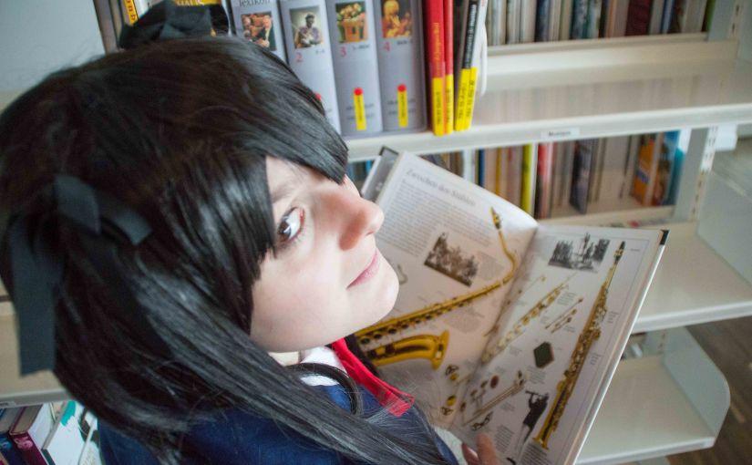 Azusa Nakano at theLibrary
