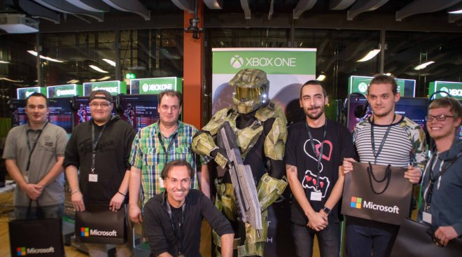 0415-Luxembourg Xbox One Championship 2015 Geeks Life Luxembourg © Sam van Maris