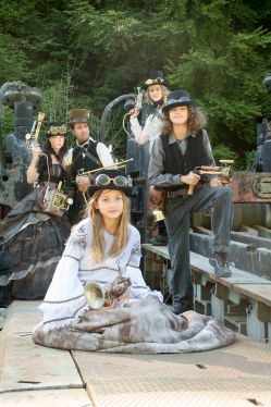 0534-Anno 1900 Steampunk Convention 2015 Geeks Life Luxembourg © Sam van Maris