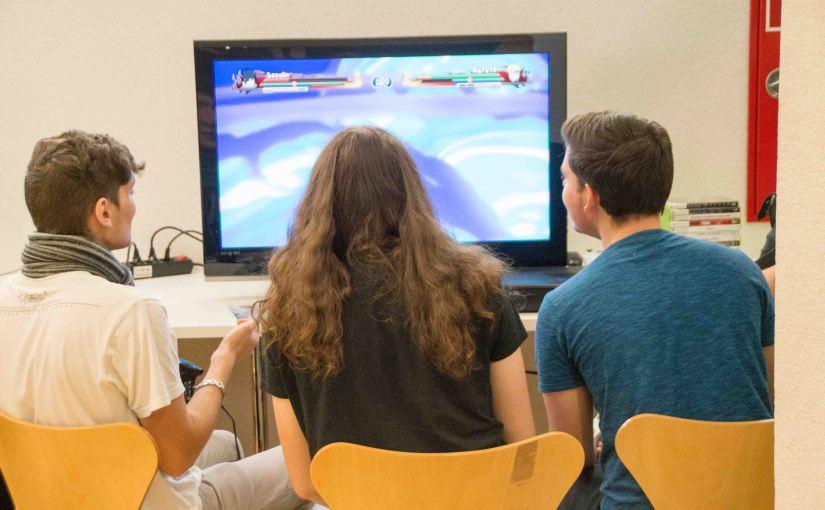 Gaming Cafe October 2015 part 2 (4 yearsVGLU)
