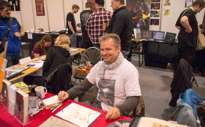 Spiel 15 – Artist's at the Spiel15