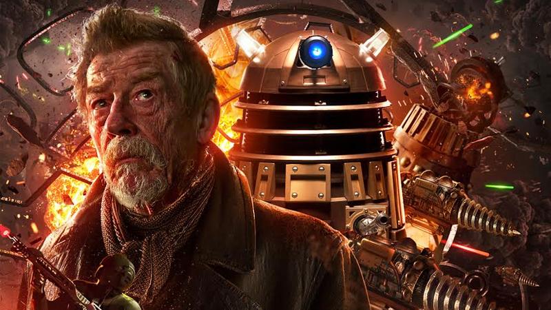 War Doctor Big Finish AudioSeries