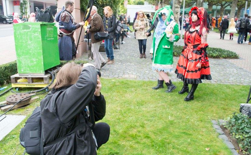 Frankfurter Book Fair 2015 – Behind the scene Part1