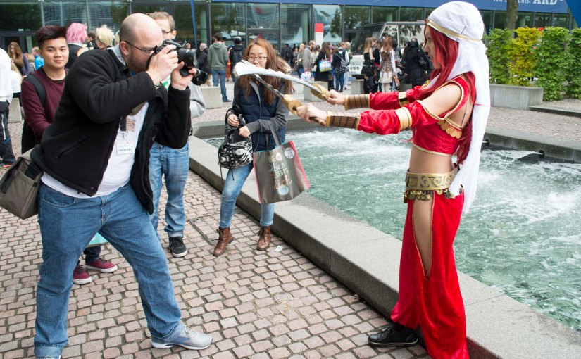 Frankfurter Book Fair 2015 – Behind the scene Part2