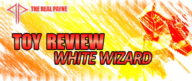 S.H. Figuarts Kamen Rider White Wizard Review