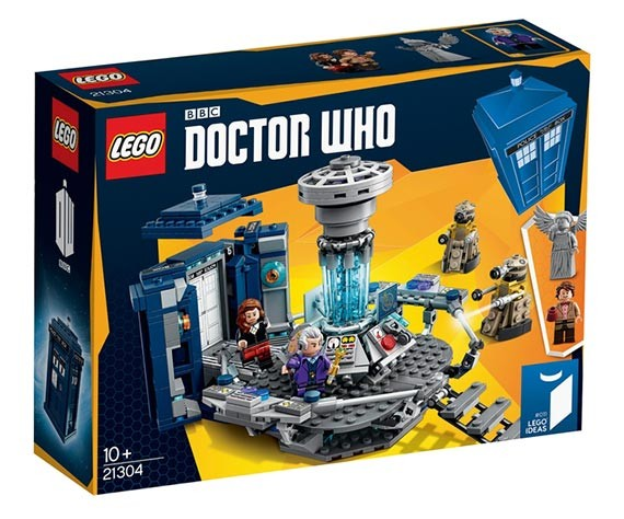 Official Lego Doctor WhoSet