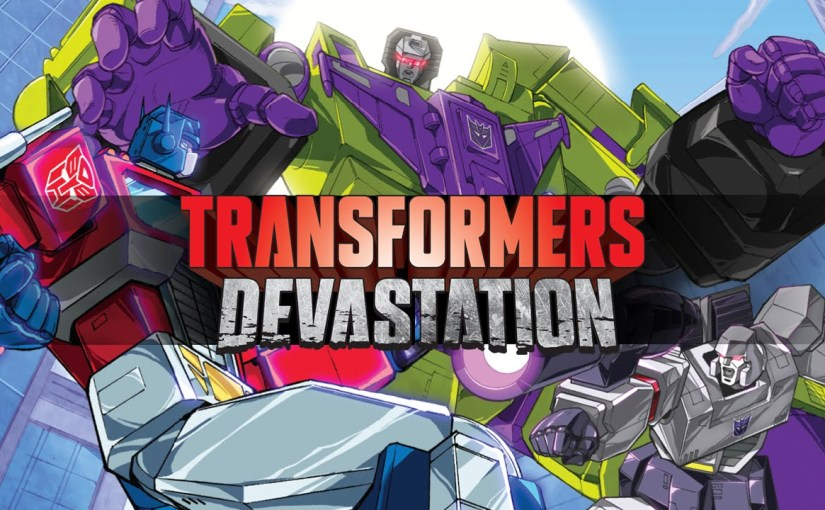 Transformers Devastation (PC, Xbox One, Xbox 360, PS4 & PS3)