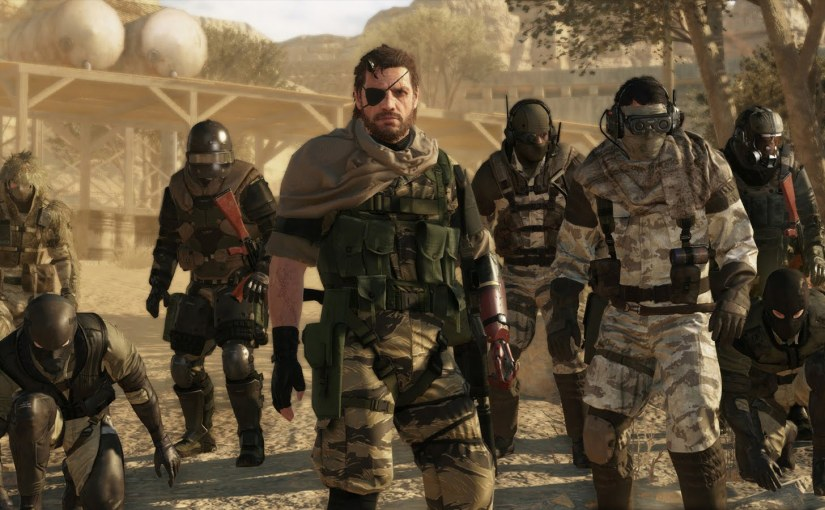 Metal Gear Online Now Available for Consoles