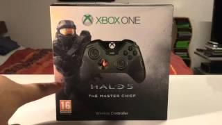 Halo 5 Guardians Limitéiert Édition WirelessControlpads