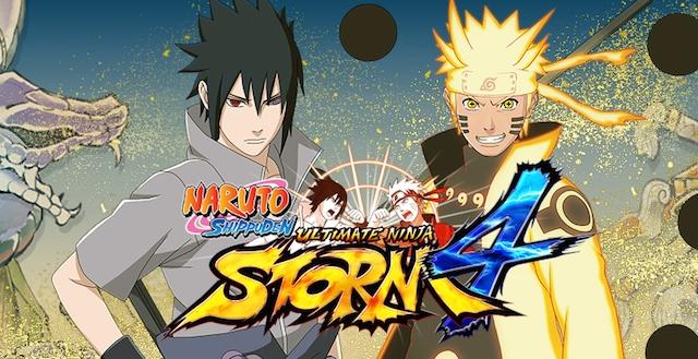 NYCC 2015 – Naruto Shippuden: Ultimate Ninja Storm 4Trailer