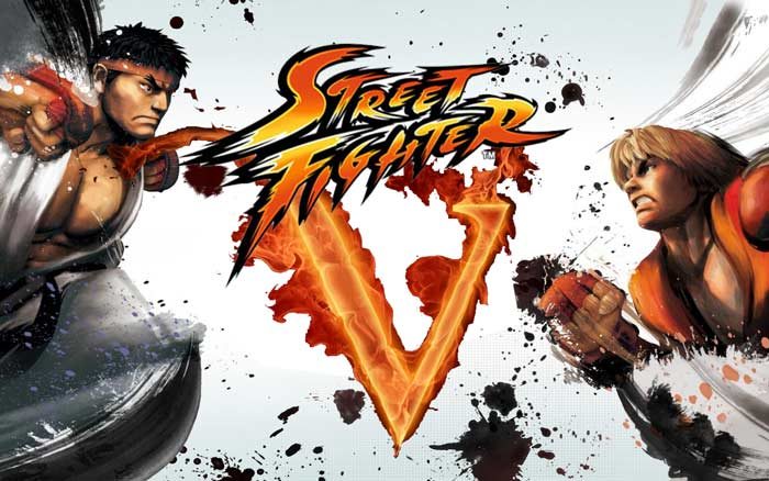 Street Fighter V is Launching on the 16th of February2016