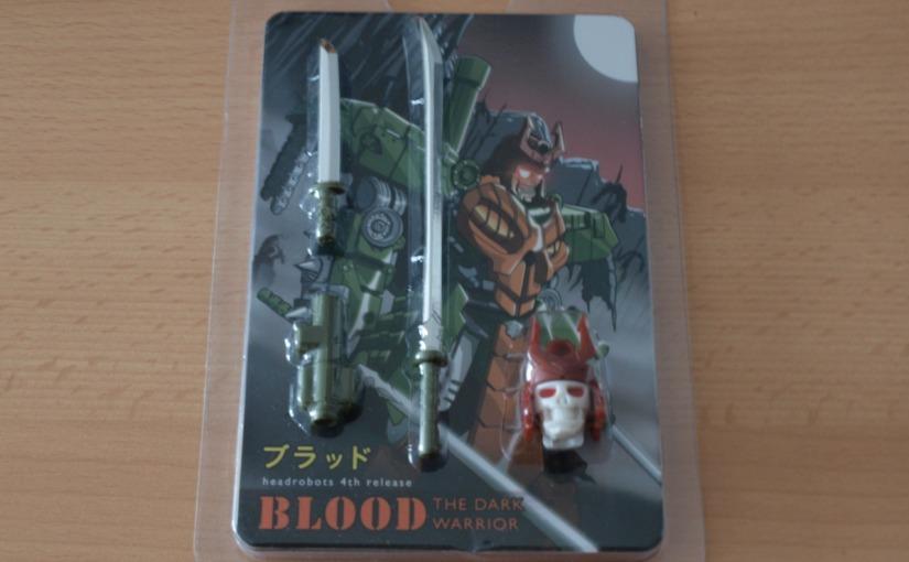 HeadRobots Blood UpgradeKit