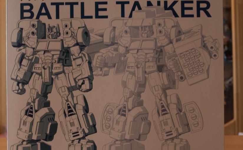 MakeToys Battle Tanker fir den RTS OptimusPrime