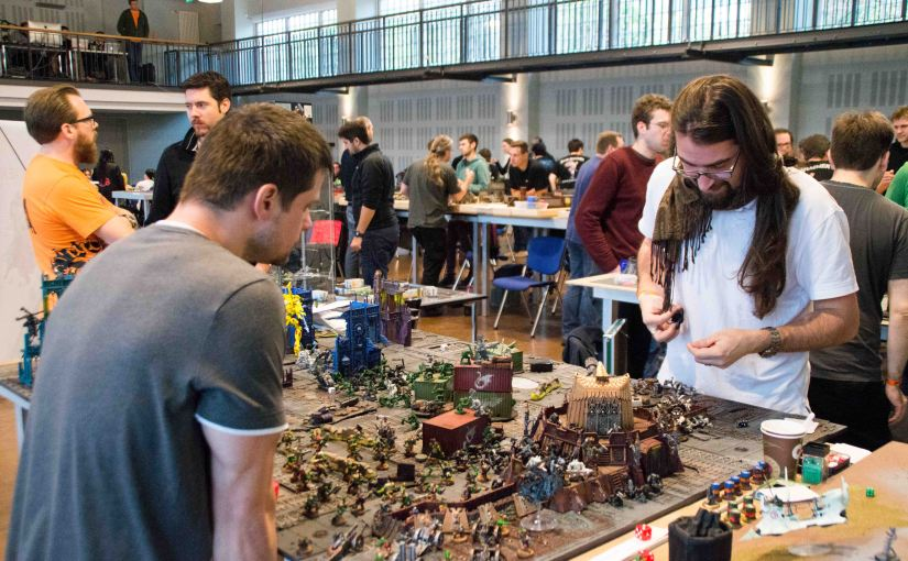 Saarcon 2015 – Around theCon