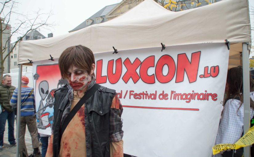 Zombie Walk at Esch sur Alzette 2015 – The Gathering