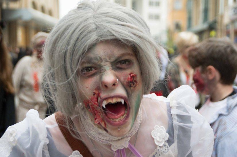 Interview Zombie Walk2015