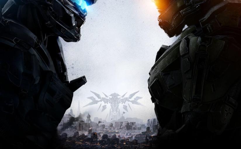 Halo 5 Guardians (XboxOne)