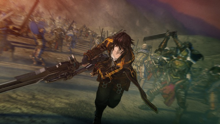 Teaser Trailer for Valkyria: Azure Revolution