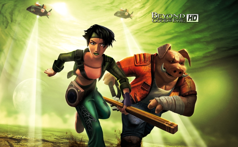 Beyond Good & Evil HD Now Free on PS3 for PlayStation Plus Subscribers