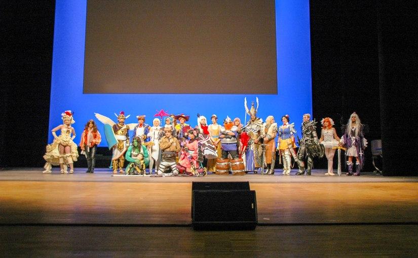 Anim´Est 2015 – EuroCosplay Contest Part2