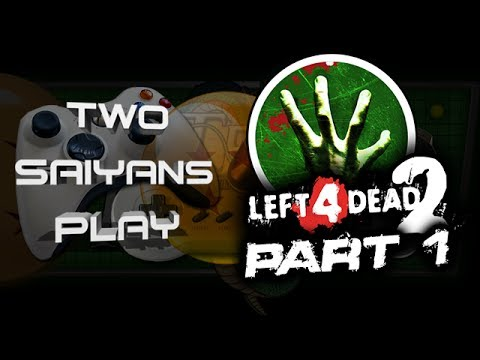Two Saiyans Play:Zombiethon!