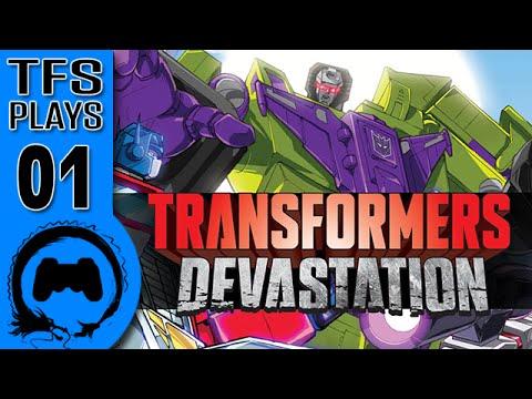TFS Plays: TransformersDevastation