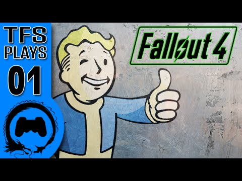 TFS Plays: Fallout 4