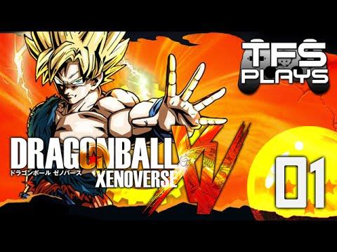 TFS Plays: DragonballXenoverse