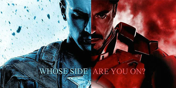 Captain America  Civil War – Trailer