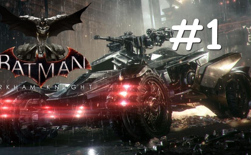 TFS Plays: Batman ArkhamKnight