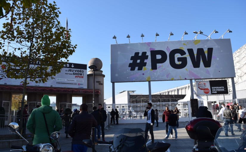 Paris Games Week 2015 – Around the Con