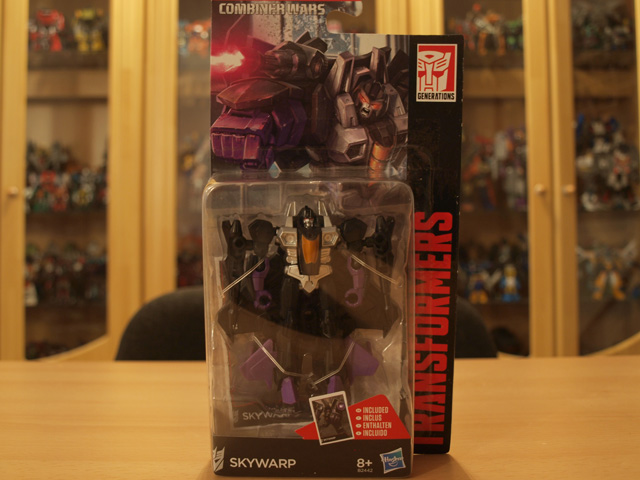 Generations Combiner Wars Legends Skywarp