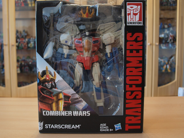 Generations Combiner Wars Leader Starscream