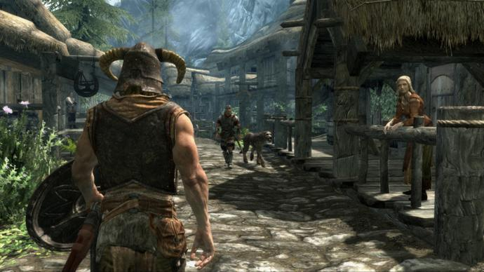 Bethesda Ported Skyrim to XboxOne