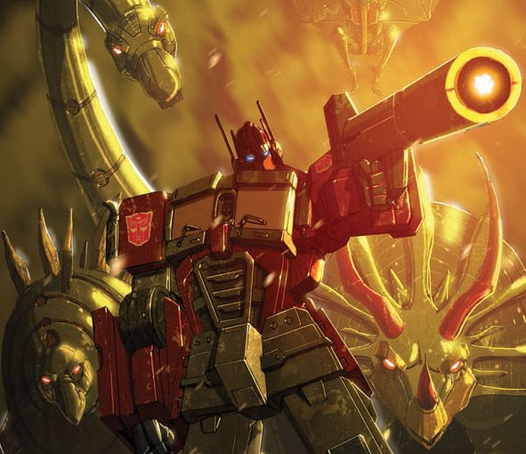 Transformers Punishment