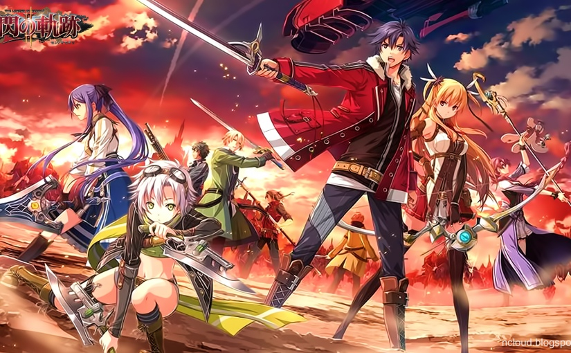 The Legend of Heroes: Trails of Cold Steel – AnnouncementTrailer