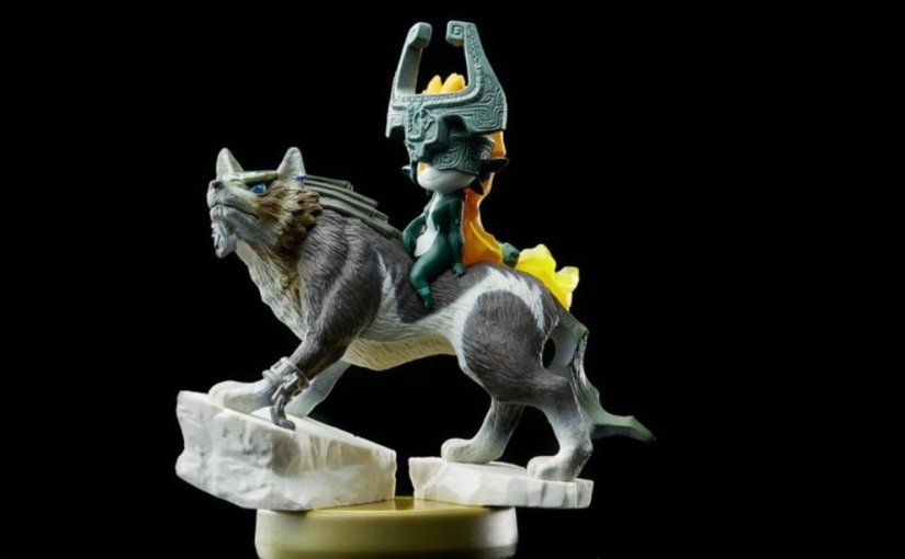 Wolf Link and Midna Amiibo is Announced
