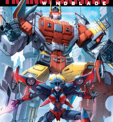 Transformers Windblade Vol2