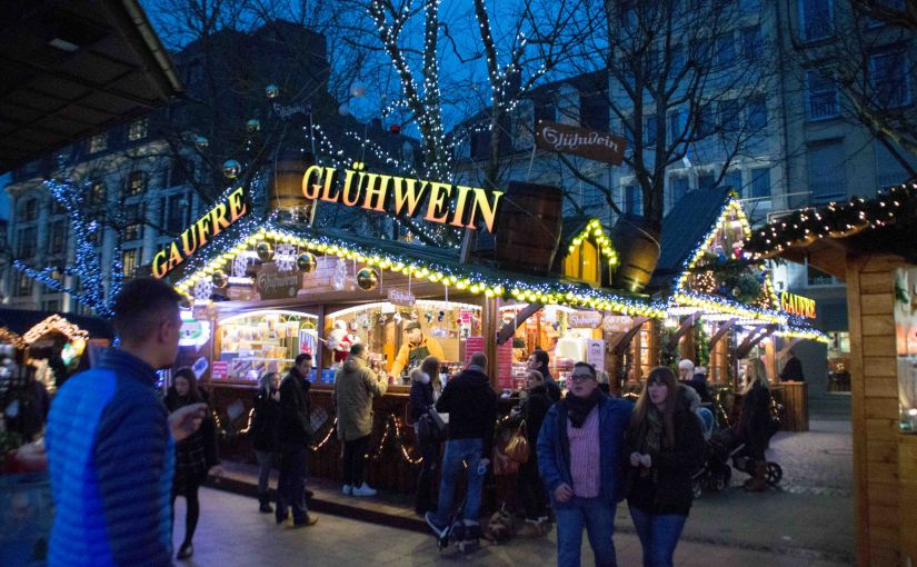 Christmas Market Placed'arme