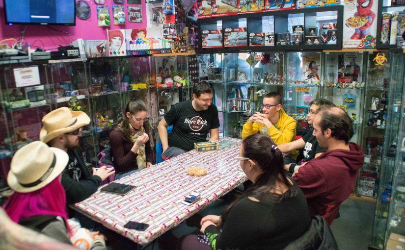 Inked Geeks Boardgames2015