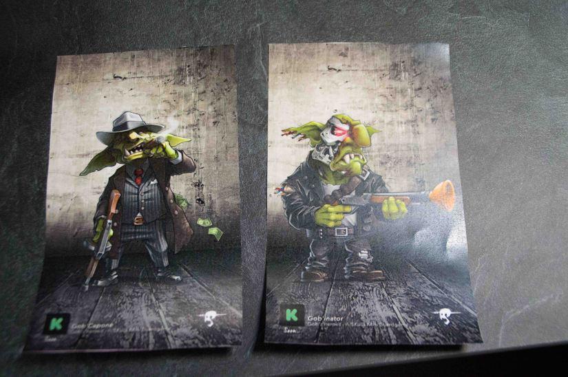 Gob'Z'Heroes The Game KickstarterTest