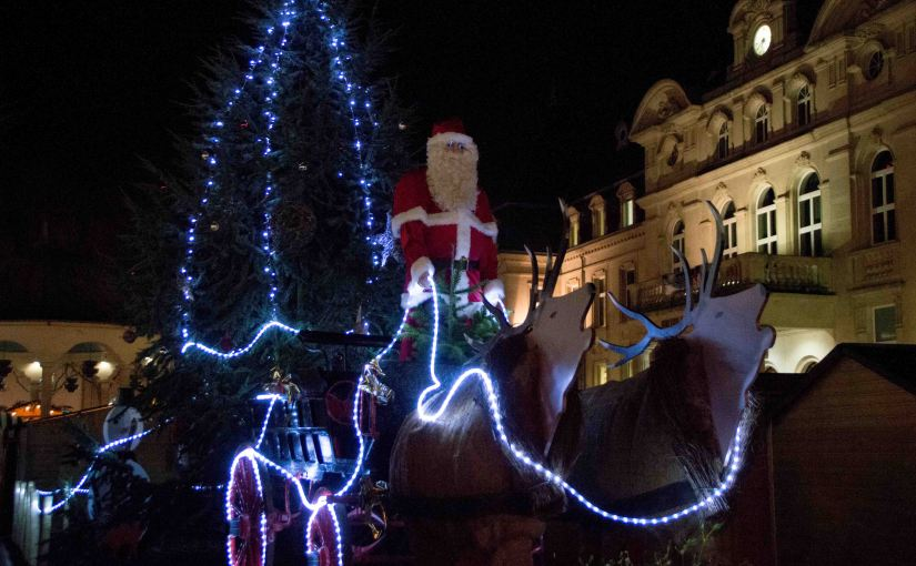 Christmas Market Dudelange2015