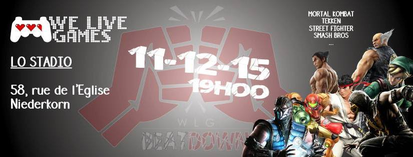WLG Beatdown 2015: Mein Androck