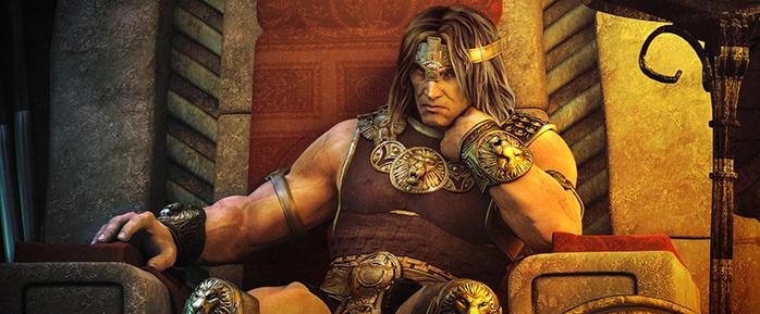 Funcom Announces a New Conan the BarbarianGame