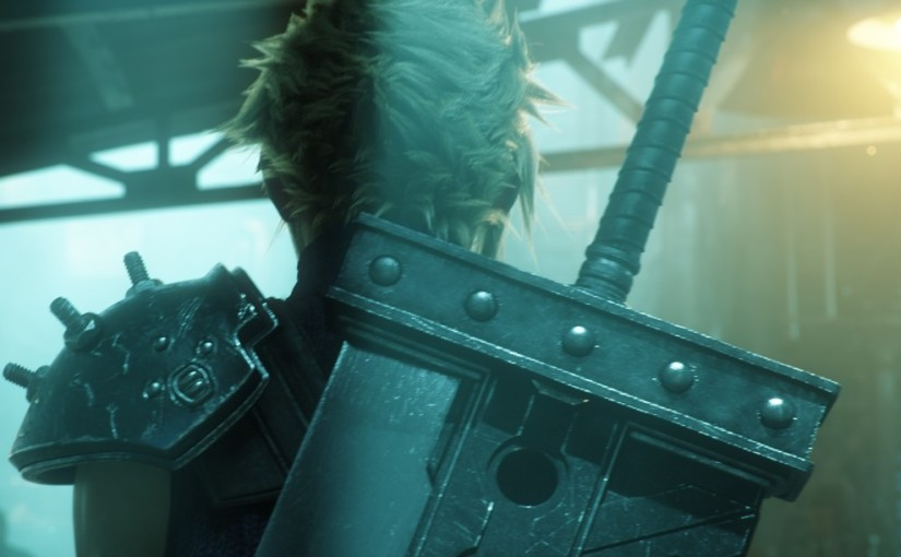 PlayStation Experience 2015: Final Fantasy VII Remake – PSX 2015 Trailer PS4