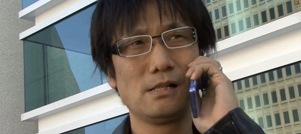 Hideo Kojima Officially Left Konami Today