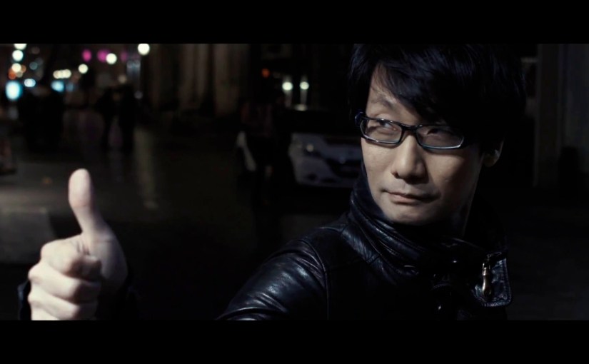 "Sony is Publishing Hideo Kojima's ""Completely New"" Game"