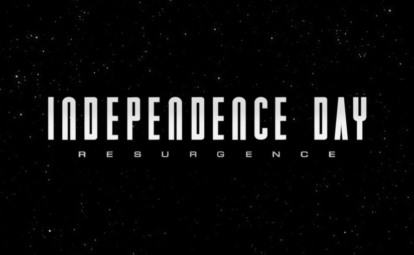 Independence Day: Resurgence OfficialTrailer