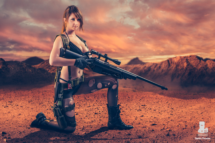 Quiet from Metal Gear Solid V Cosplay